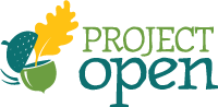 Project Open Logo